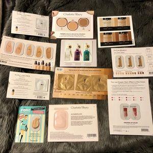 Other - High End Makeup Sample Bundle Lot